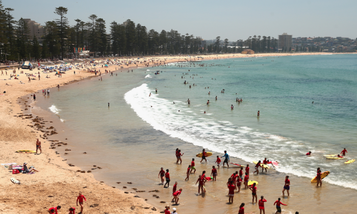 Australia's population is set to reach 25 million on Aug. 8, 2018. (Cameron Spencer/Getty Images)