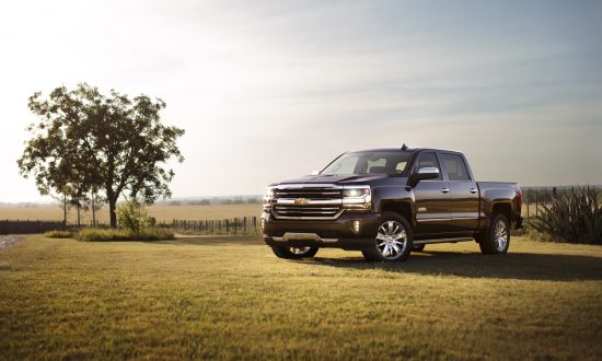 2018 Silverado 1500 High Country 4WD Crew Cab