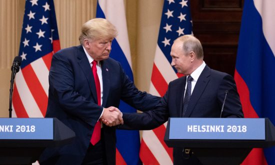 Putin Praises Trump for Progress With North Korea