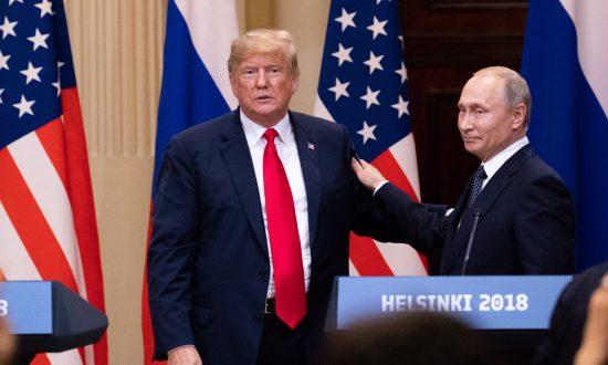 Nord Stream 2 Won't Hurt Ukraine, Putin Assures Trump