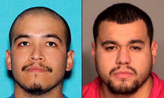 Video Shows Vegas Police Pursuit, Shootout With Suspects