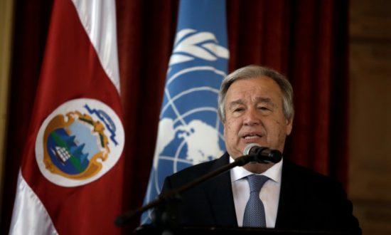 UN Chief Demands End to Nicaragua Violence, Hundreds Protest Ortega