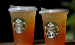 Starbucks to Phase Out Plastic Straws