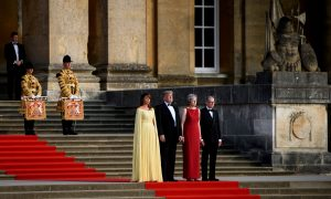 In Photos: President Trump and the First Lady's Trip to Europe