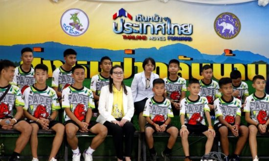 'It Was Magical': Thai Boys Relive Moment of Discovery by Divers During Cave Ordeal