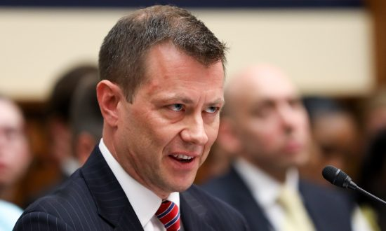 Why Did the DOJ Redact Text Messages Sent by FBI Employees Strzok and Page
