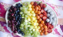 Eat-the-Rainbow Fruit Salad