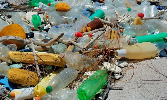 Solution to Ocean's Plastic Waste Problem 'Starts With Product Design'