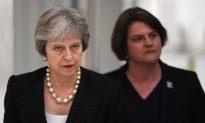 UK's May Demands New Deal From EU on Irish Border Backstop