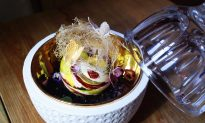 Baccarat Hotel Dishes Out $1,500 Sundae