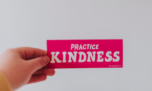 The Revolutionary Potential of Kindness