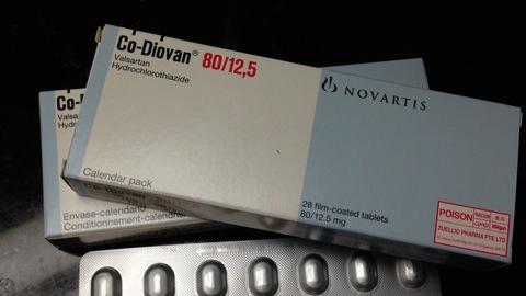 valsartan recall FDA