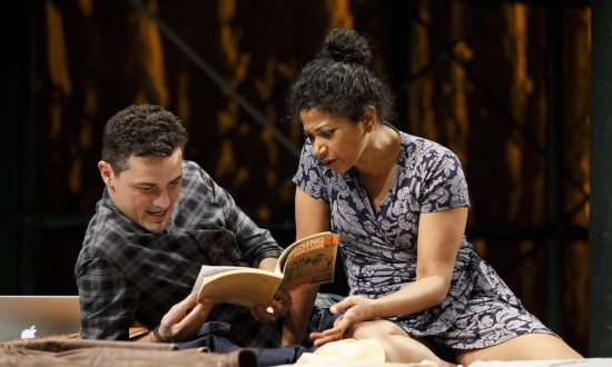 Theater Review: 'Fire in Dreamland'