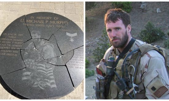 14-Year-Old Charged for Vandalizing Memorial of Deceased Navy SEAL