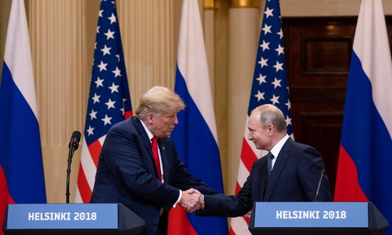 Trump Improving Relations With Russia Pressures China