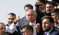 Afghan Vice President Dostum Escapes Blast on Return From Exile