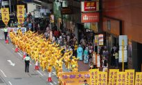 Hong Kong Community Joins Falun Gong Practitioners in Annual Protest of Beijing's Persecution