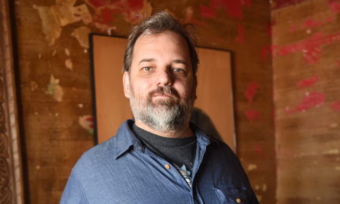 """Producer & Writer/ actor Dan Harmon attends the Seeso original screening of """"HarmonQuest"""" at The Virgil on July 12, 2016 in Los Angeles, California.  (Emma McIntyre/Getty Images for Seeso)"""
