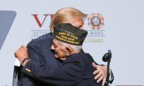 Veterans Embrace Trump's Military Focus