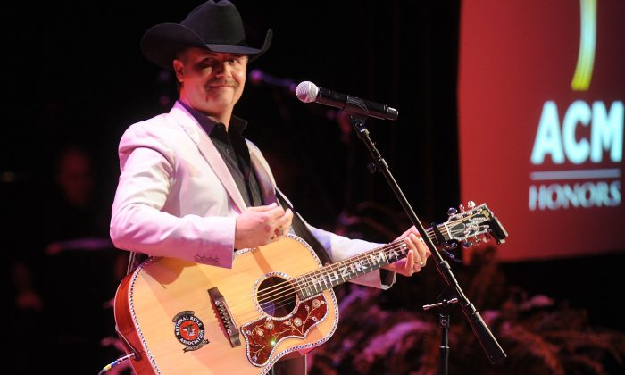 John Rich performs at the Ryman Auditorium on Sept. 20, 2010, in Nashville, Tenn. (Stephen Lovekin/Getty Images)