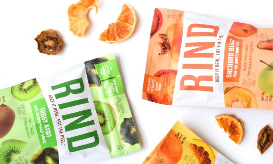 RIND Snacks: The Whole Fruit, and Nothing But the Fruit