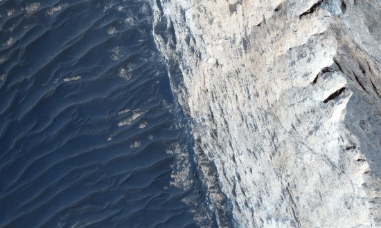 Underground Lake Found on Mars, Raising Possibility of Life
