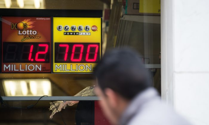 World's Largest Lottery Jackpot