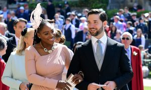 Serena Williams' Husband Takes Her to Italy After She Was Craving Italian Food
