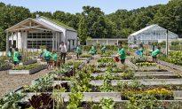 Edible Academy Opens at The New York Botanical Garden