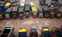 Indian Truckers' Strike Hits Amazon Deliveries, Commodity Trade