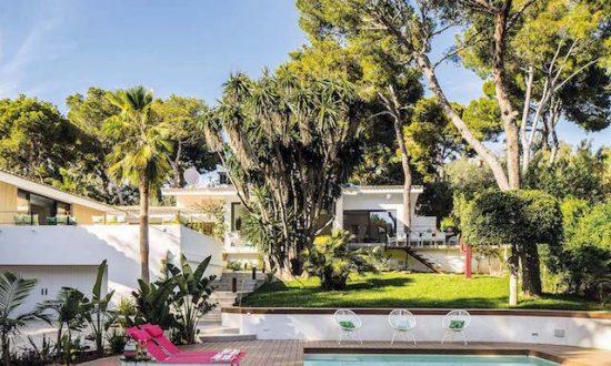 Designer Christine Leja Brings the Quintessence of Los Angeles to Mallorca, Spain