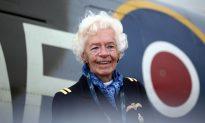 World War ll Pilot Mary Ellis Dies at Age 101