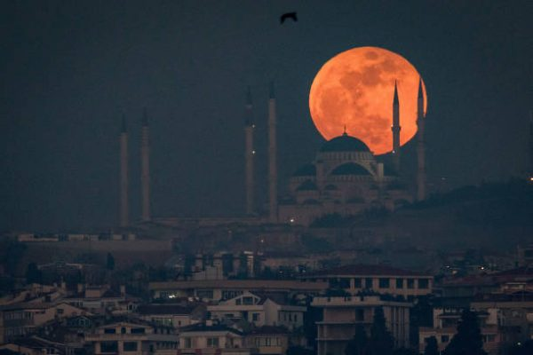 How to Watch Today's Blood Moon Lunar Eclipse