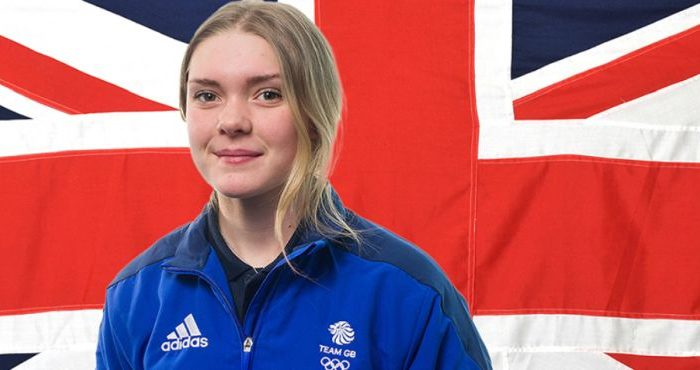 Ellie Soutter, an Olympic snowboarder from the United Kingdom, died on her 18th birthday. Her father revealed Soutter's cause of death. (TeamGB)