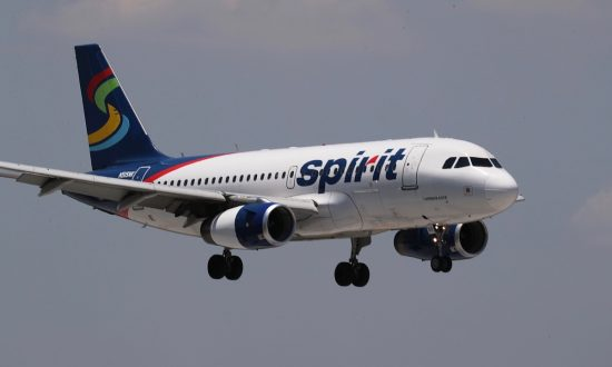 Man Lights and Smokes Mid-Air on Spirit Airlines Flight, Is Escorted Off Plane at Arrival