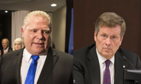 Tory Calls for Referendum on Ford Councillor Cuts