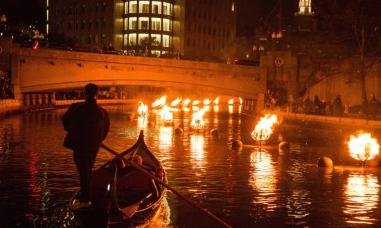 The Magic of WaterFire