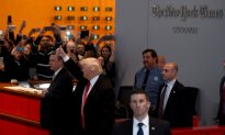 Trump Meets With Times Publisher to Discuss 'Fake News'