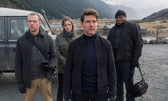 Film Review: 'Mission Impossible: Fallout': Cruise Still Swinging for the Fences