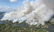Forest Fires Continue to Blaze Across Northern Ontario