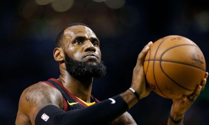 LeBron James: $85.5 million. (Greg M. Cooper-USA TODAY Sports)