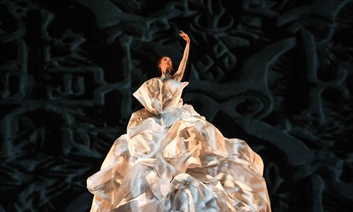 """""""Paper Trails"""" with Jennifer Chicheportiche. (Max Pucciarello)"""