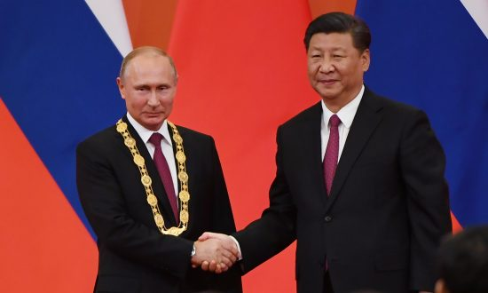 Chinese and Russian Regimes Vs. Democracies and the Rule of Law