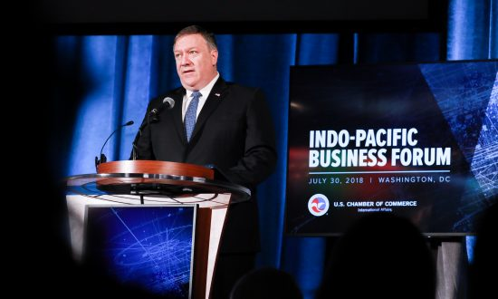 US Indo-Pacific Strategy Seeks to Contain China