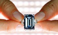 Rare Blue Diamonds May Be Earth's Deepest Secret