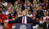 Trump Stumps for Republicans in Tampa, Formally Endorses DeSantis for Governor