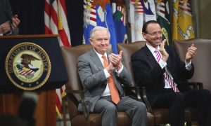 Rod Rosenstein: The Man With The Most Thankless Job In America