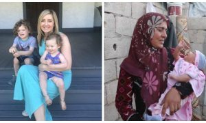 U.S. mothers saw children suffering in Syria and stepped up to do something about it