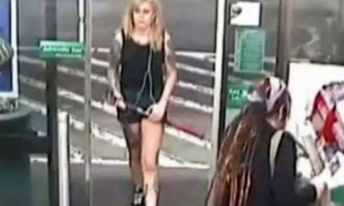 Evie Amati was convicted of attacking several people with an ax in Australia. (NSW District Court)