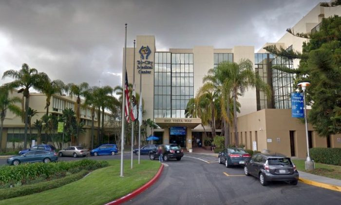 Delfina Mora says she had a C-section without anesthesia at the Tri-City Medical Center in Oceanside, California, said a lawsuit. (Google Maps)
